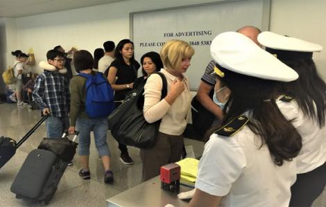 Việt Nam kiểm soát bệnh viêm phổi lạ từ Trung Quốc ở các sân bay