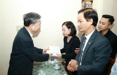 Truy tặng Huân chương chiến công hạng Nhất cho 3 chiến sĩ hi sinh trong vụ việc tại Đồng Tâm