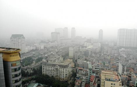 Ô nhiễm không khí không có… biên giới
