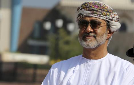 Tân vương Oman hứa tiếp tục chính sách ngoại giao hòa bình của người tiền nhiệm