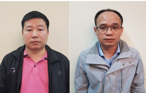 Khởi tố, bắt tạm giam 2 cán bộ hải quan liên quan đến vụ buôn lậu dược liệu