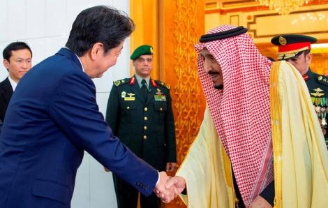 Nhật lo ngại đối đầu với Iran sẽ tác động đến toàn cầu