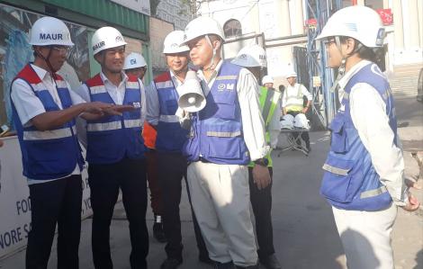 Phó chủ tịch UBND TPHCM: 'Metro số 1 đang vào giai đoạn hoàn thành, nhiệm vụ rất quan trọng'