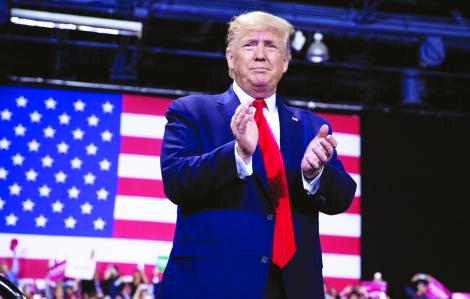 Tổng thống Donald Trump - 'nhạc trưởng' kỳ lạ của nước Mỹ