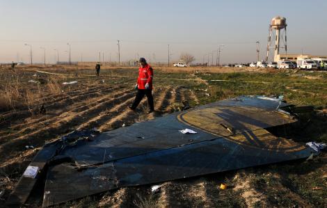 Iran bắt 'một số cá nhân' liên quan vụ bắn nhầm máy bay Ukraine
