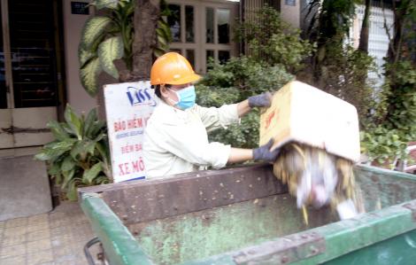 Ngành vệ sinh môi trường TPHCM: Xuyên đêm cho một thành phố sạch - xanh