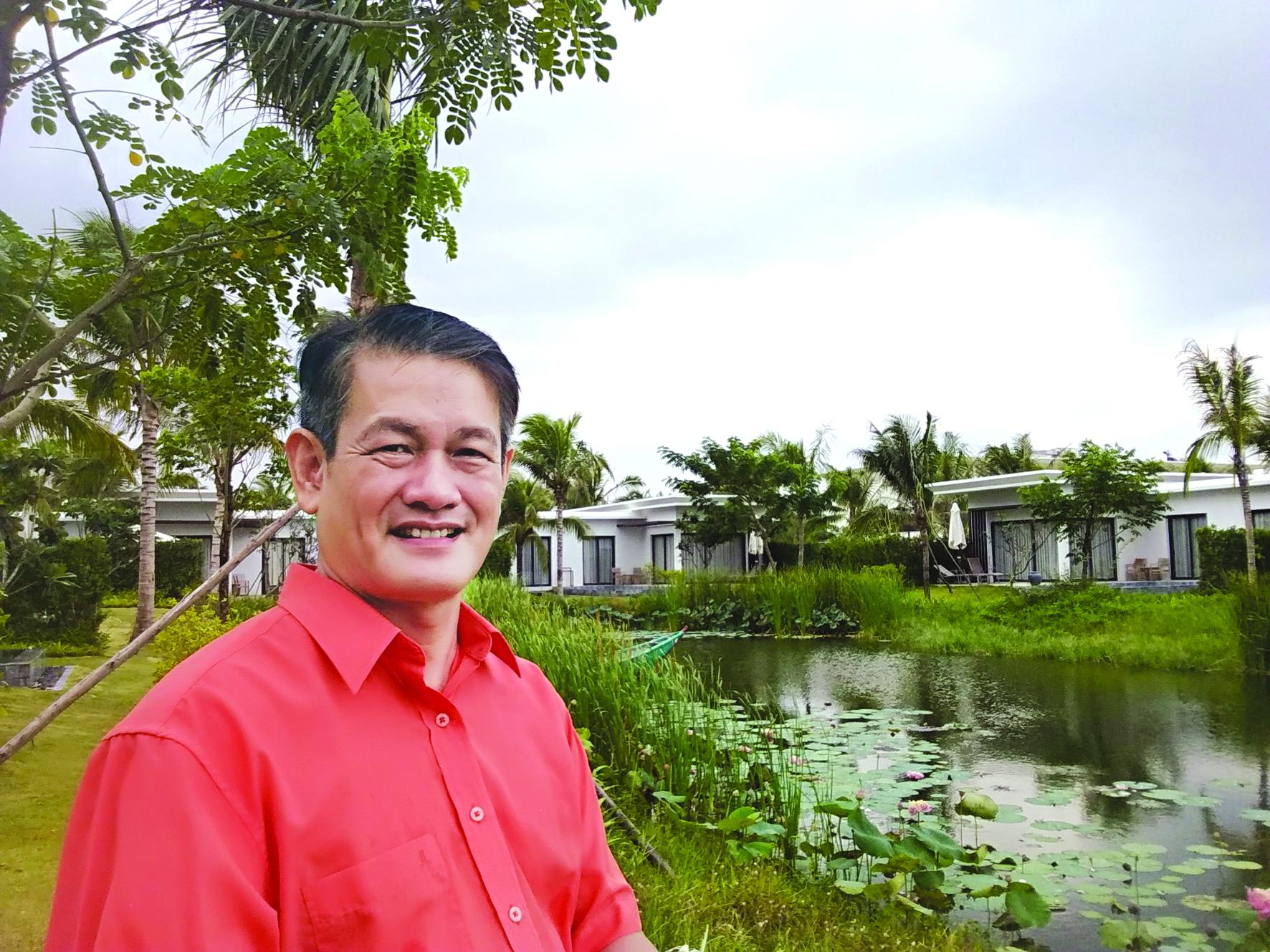 Kiến trúc sư Ngô Viết Nam Sơn