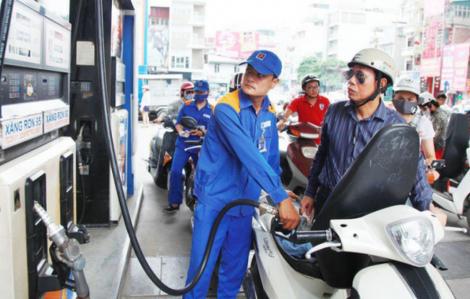 Xăng giảm 36 đồng/lít, dầu mazut tăng 789 đồng/kg