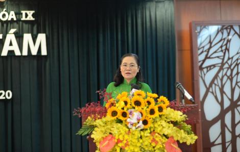 Hội đồng nhân dân TPHCM họp phiên bất thường, thông qua bảng giá đất