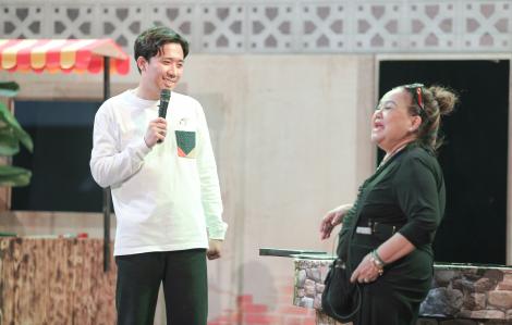 Trấn Thành 'đối đầu' nghệ sĩ Hoài Linh mùa tết năm nay