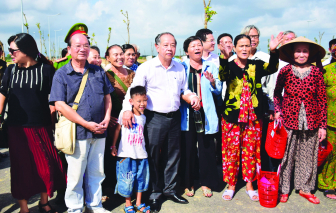 Cái tết cuối của cư dân Thượng Thành