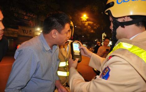 Cứu được 38 người sau khi triển khai tăng mức phạt vi phạm giao thông
