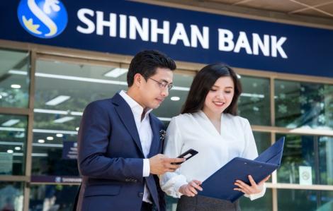 Ngân hàng Shinhan được Standard & Poor's đánh giá triển vọng phát triển ổn định