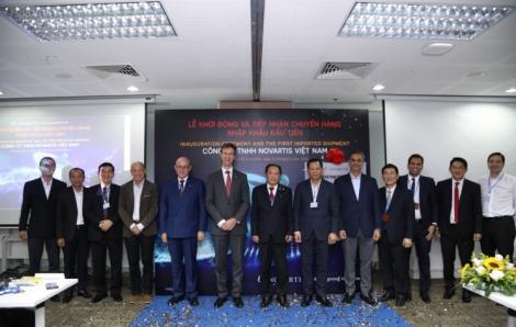 Novartis trở thành đơn vị đầu tiên tại Việt Nam vừa nhập khẩu vừa phân phối dược phẩm chất lượng