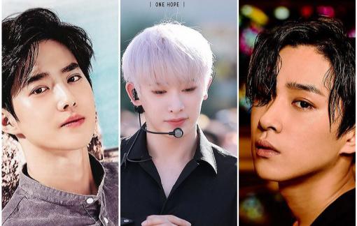 Đọ sắc 3 nam idol Kpop nhập ngũ 2020