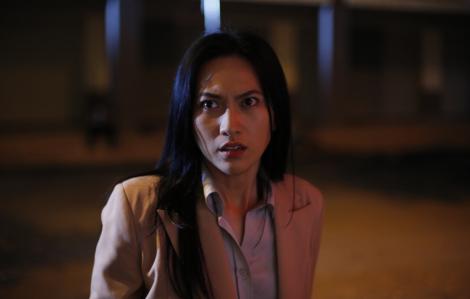 Phương Anh Đào bầm dập trong phim kinh dị được mua kịch bản từ Hollywood