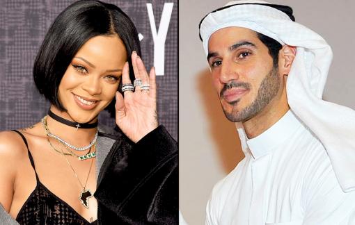 Rihanna chia tay bạn trai tỷ phú sau 3 năm yêu
