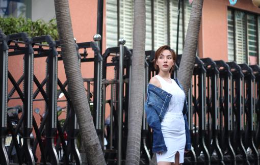 Clip: Gigi Hương Giang hướng dẫn trang điểm và tư vấn trang phục với jean