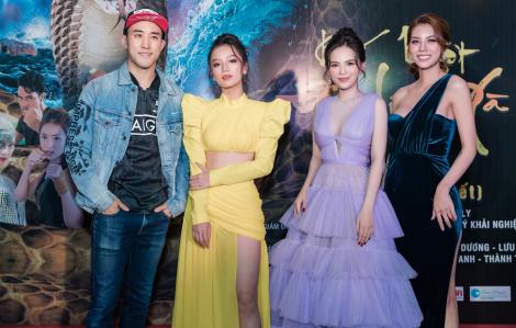 Dịch Dương TVB đọ sắc cùng dàn hot girl Việt