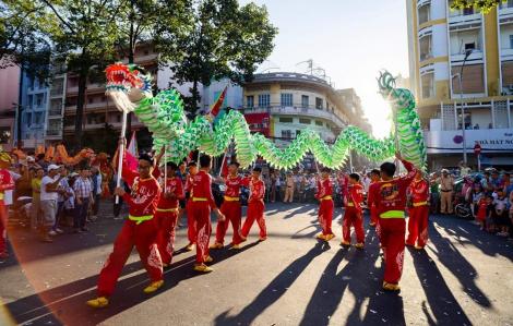 Lịch biểu diễn ca múa nhạc tạp kỹ, Lân - Sư - Rồng dịp Tết Nguyên tiêu, Xuân Canh Tý 2020