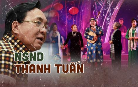 NSND Thanh Tuấn: 'Vẫn hát đến ngày tàn hơi'