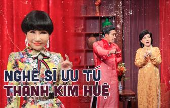 """NSƯT Thanh Kim Huệ: """"Hạnh phúc là một lựa chọn"""""""