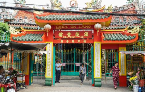 Chiêm ngưỡng vẻ đẹp các hội quán hơn 200 tuổi ở Sài Gòn