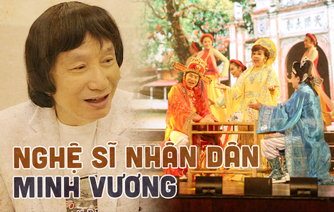 """NSND Minh Vương: """"Tuổi này, tôi chỉ mong bình yên"""""""