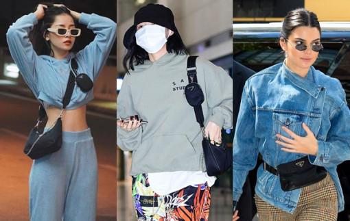 Chiếc túi '2 trong 1' được sao Hàn, Việt, Hollywood ưa chuộng