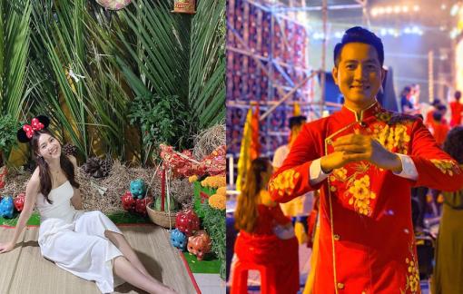 Sao Việt làm gì trong khoảnh khắc đón năm mới 2020?