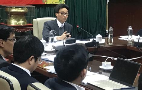 Cục Y tế dự phòng: Chưa có người Việt nhiễm virus corona, hai du khách Trung Quốc đang tiến triển tốt