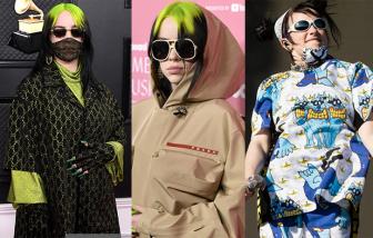 """Billie Eilish và gu thời trang """"chất hơn nước cất"""""""