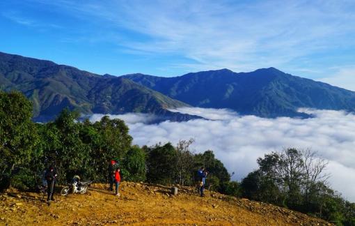 Săn mây ở Tà Xùa