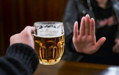 Không bị ép rượu bia, chưa tết nào sung sướng như tết này