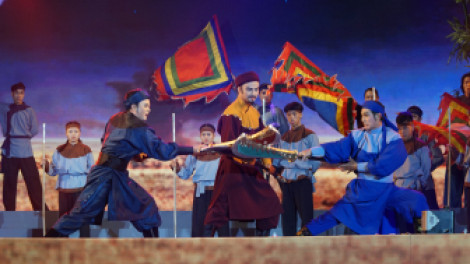 TPHCM tổ chức hoành tráng sân khấu hóa kỷ niệm 231 năm chiến thắng Ngọc Hồi - Đống Đa