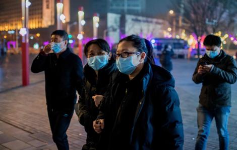 Virus 2019-nCoV: con số tử vong lên đến 132 người