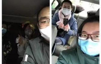 Cô sinh viên trốn nhà tham gia 'biệt đội thầm lặng' ở Vũ Hán