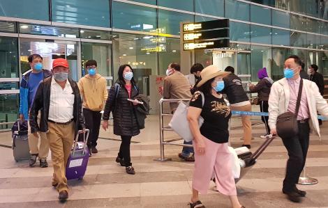 Lao động Trung Quốc chưa được quay lại Quảng Ngãi làm việc vì nguy cơ corona