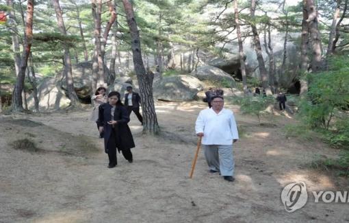 Triều Tiên ngừng tháo dỡ các cơ sở ở núi Kim Cương để ngăn dịch corona