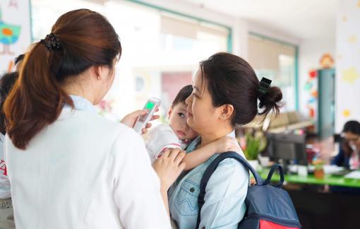 TP.HCM: Trường học phòng dịch cúm corona trước khi đón người học trở lại