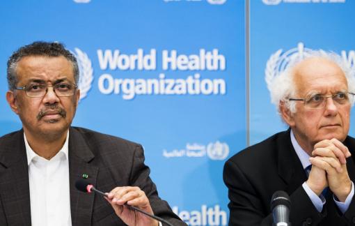 WHO tuyên bố 'tình trạng khẩn cấp y tế toàn cầu'