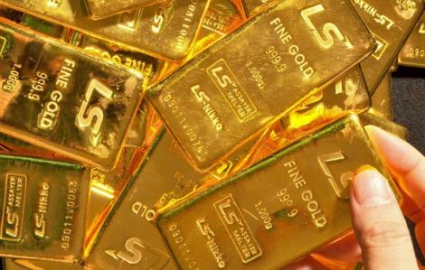 Vàng SJC vọt lên mức 45 triệu đồng/lượng trước ngày vía Thần Tài