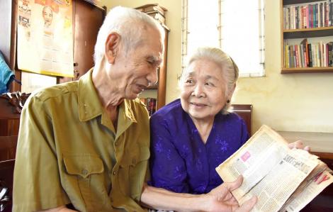 Ký ức của vị Trung tá tuổi 90