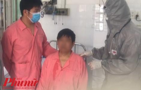 Người cha điều trị ở Bệnh viện Chợ Rẫy đã âm tính với chủng virus corona mới
