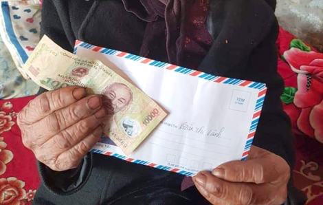 Xã rút kinh nghiệm trong vụ 'mừng thọ' các cụ 10.000 đồng
