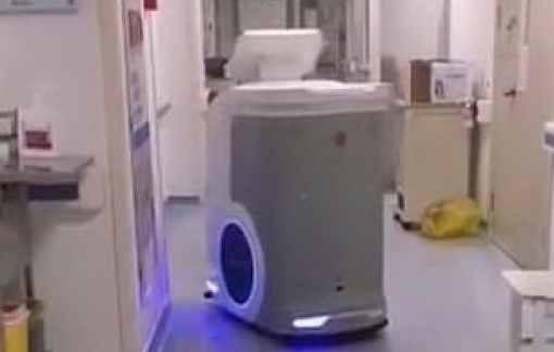 Trung Quốc dùng robot hỗ trợ chăm sóc bệnh nhân, Nga công bố 3 loại thuốc điều trị 2019-nCoV