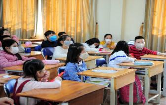 Thủ tướng giao Bộ Giáo dục, Bộ Y tế hướng dẫn các địa phương cho học sinh tạm nghỉ học