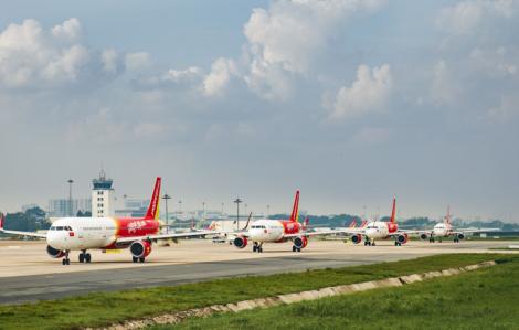 Khai thác trở lại các chuyến bay đi Đài Loan, Hồng Kông, Ma Cao