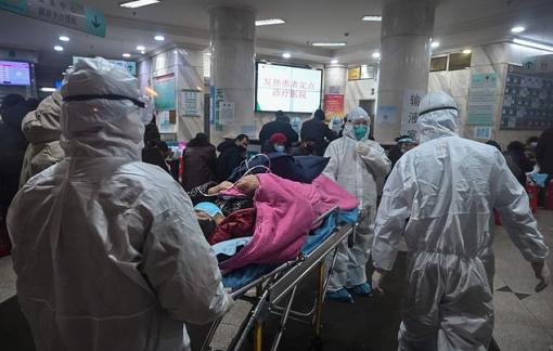 Bệnh nhân đầu tiên tử vong bên ngoài lãnh thổ Trung Quốc do virus corona