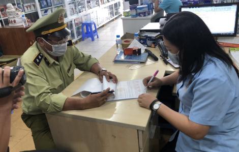 Hotline 'chuyên trị' các nhà thuốc tăng giá khẩu trang, thiết bị y tế… trục lợi